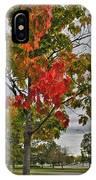 Cold Autumn Breeze  IPhone Case