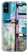Cold Locker IPhone Case
