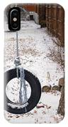 Cold Swing IPhone Case