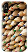 Color Crayons IPhone Case