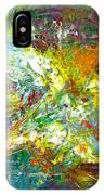 color explosion NO. Seventy IPhone Case