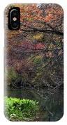 Color Splash In Central Park IPhone Case