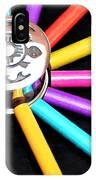 Color Squared IPhone Case