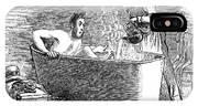 Colorado Bathhouse, 1879 IPhone Case