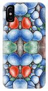 Colored Rocks Design IPhone Case