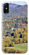 Colorful Autumn Valley IPhone Case
