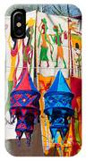 Colorful Banners At Surajkund Mela IPhone Case