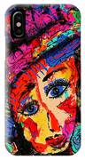 Colorful Expression 19 IPhone Case