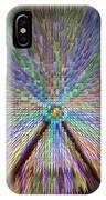 Colorful Fair Wheel IPhone Case