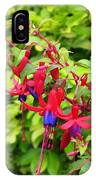 Colorful Fuchsia IPhone Case