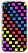 Colorful Squares IPhone Case