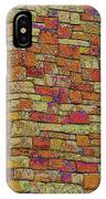 Colorful Stacked Stone IPhone Case