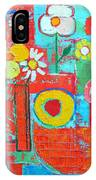 Colorful Summer  IPhone Case