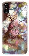 Colorful Tree IPhone Case