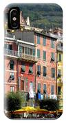 Colorful Vernazza IPhone Case