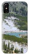 Colorful Yellowstone Valley IPhone Case