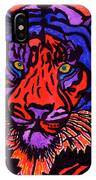 Colorfull Tiger IPhone Case