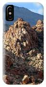 Colors In The Desert IPhone Case