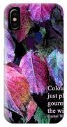 Colour Is Fun IPhone Case