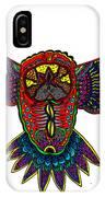 Coloured Owl IPhone Case