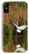 Comings And Goings IPhone Case