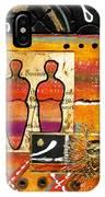 Companions I IPhone Case