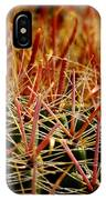 Complexity Of Nature IPhone Case