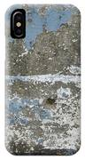 Concrete Blue 2 IPhone Case