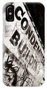 Condemned Building IPhone Case