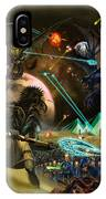 Conflict Never Ends IPhone Case