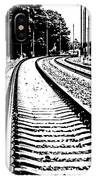 Conneticut Railway IPhone Case