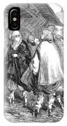 Constantinople, 1854 IPhone Case