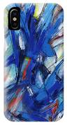 Contemporary Painting Six IPhone Case