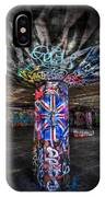 Cool Brittania IPhone Case