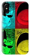 Cool Cat Pop Art IPhone Case