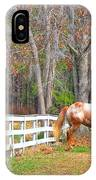 Coosaw - Outside The Fence IPhone Case