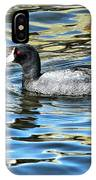 Coot In The Lake IPhone Case