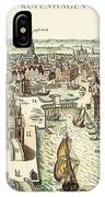 Copenhagen, C1700 IPhone Case