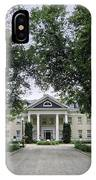 Copper King Daly's Riverside Mansion - Hamilton Montana IPhone Case