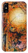 Copper Moon IPhone Case
