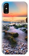 Coral Dawn IPhone Case