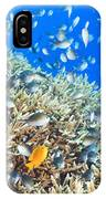Coral Reef Panorama IPhone Case