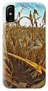 Cornfield IPhone Case