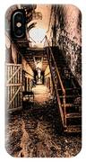 Corridor Creep IPhone Case