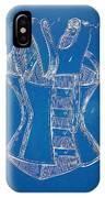 Corset Patent Series 1894 IPhone Case