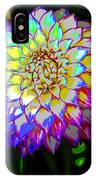 Cosmic Natural Beauty IPhone Case