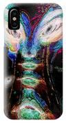 Cosmic Smurf IPhone Case