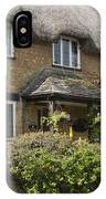 Cotswold Thatched Cottage IPhone Case