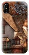 Cottage - Westfield Nj - Family Cottage IPhone Case