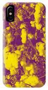 Cotton Golden Southwest IPhone Case